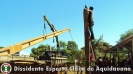 Início das Obras Barracão